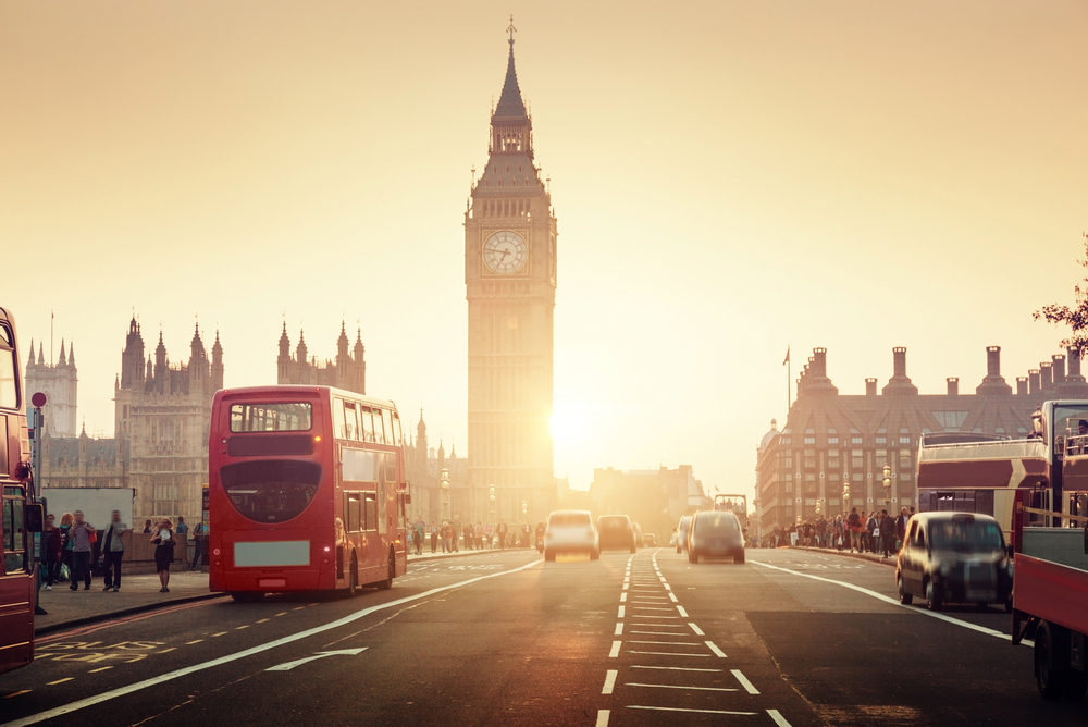 Traveling around London as a student