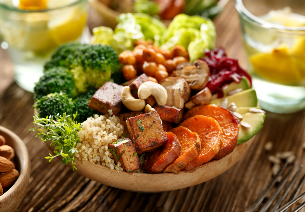 Eat well to retain a good skincare regime
