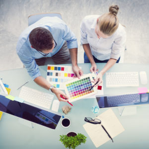 Top tips for those wanting to become a graphic designer